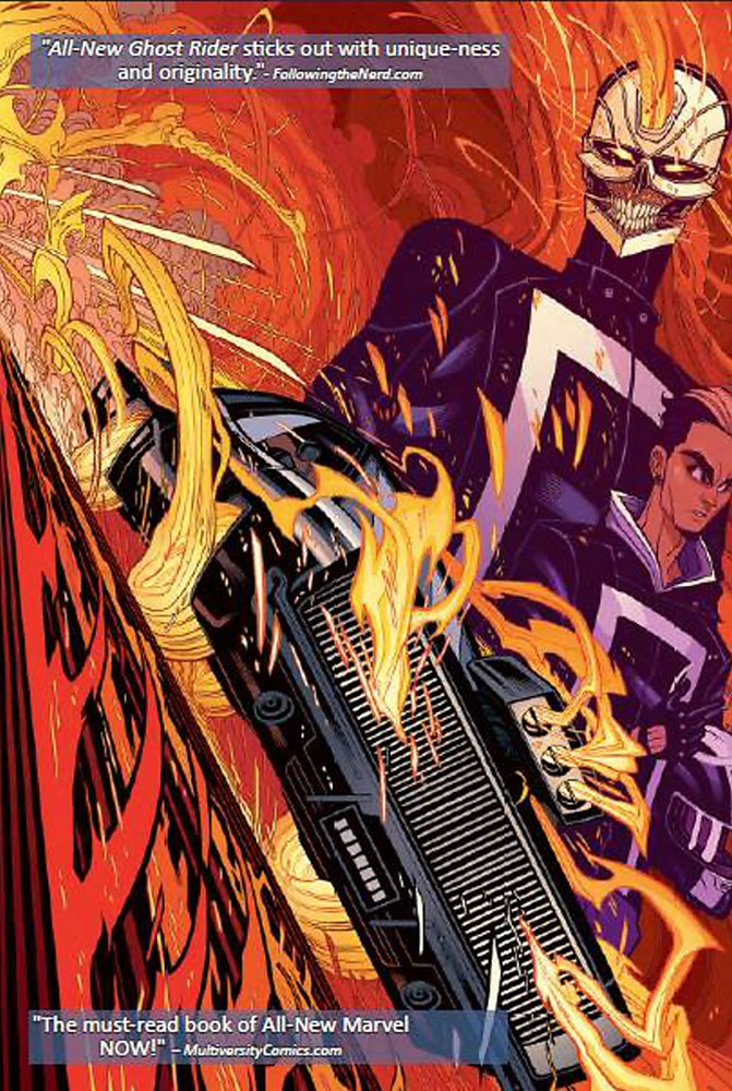 AllNew Ghost Rider Volume 1