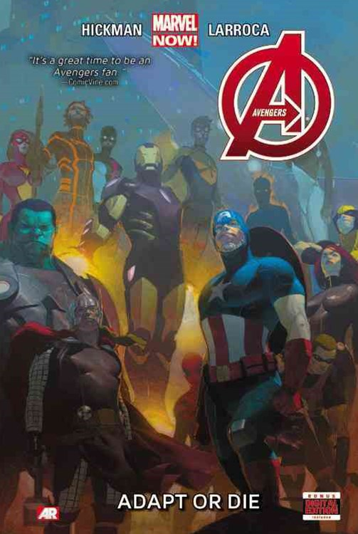 Avengers Volume 5: Rogue Planet (Marvel Now)