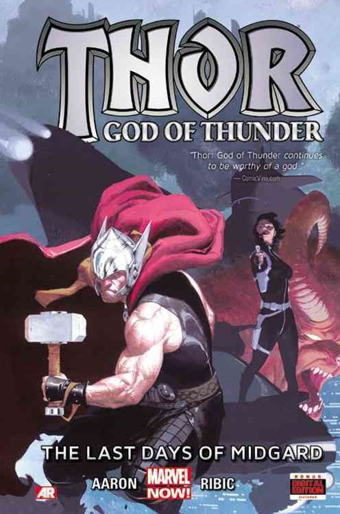 Thor: God of Thunder Volume 4: Last Days of Asgard (Marvel Now)