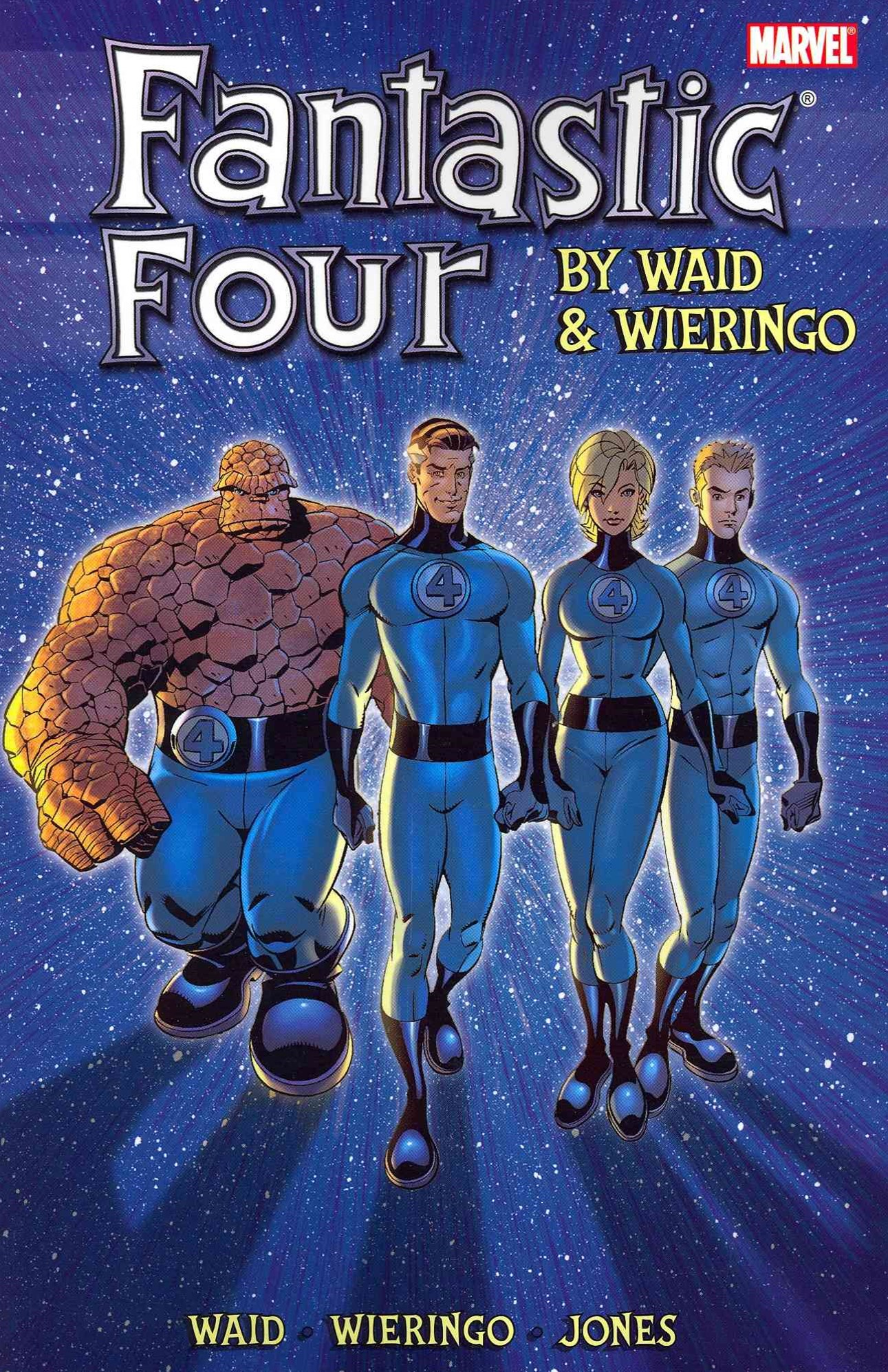 Fantastic Four by Waid and Wieringo Ultimate Collection Book 2