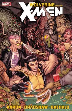 Wolverine and the X-Men by Jason Aaron - Volume 2