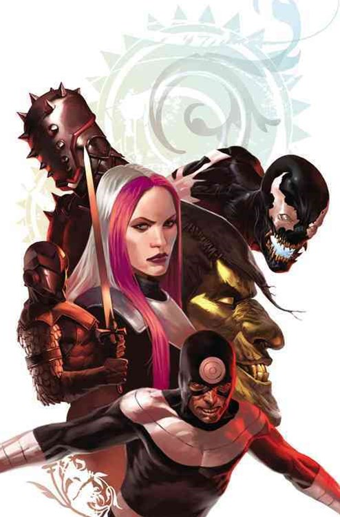 Thunderbolts By Warren Ellis & Mike Deodato Ultimate Collection