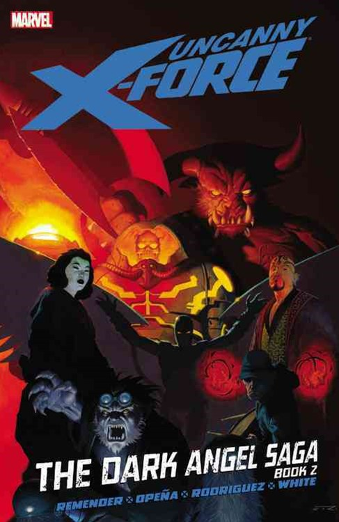Uncanny X-Force - Volume 4