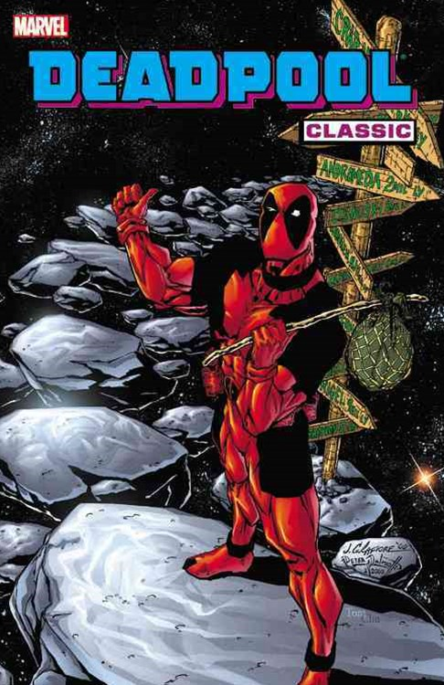 Deadpool Classic - Volume 6