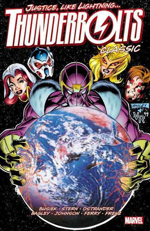 Thunderbolts Classic Volume 2