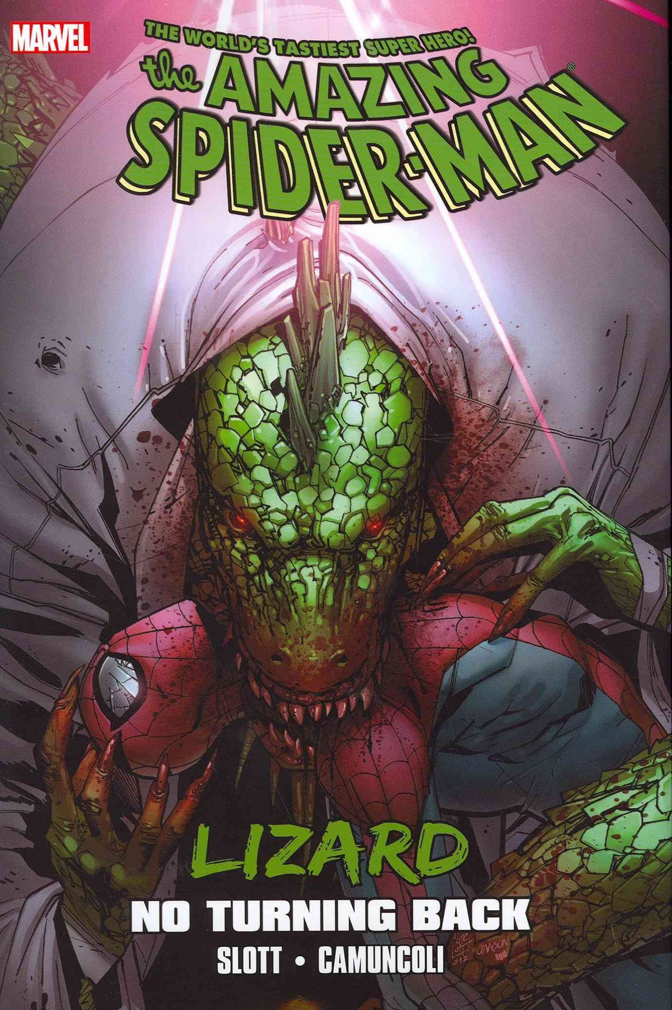 Spider-Man: Lizard