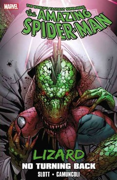 Spider-Man - Lizard
