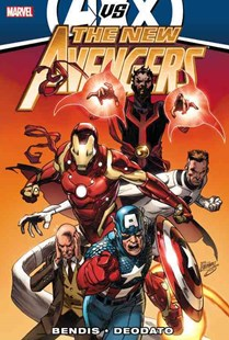 New Avengers by Brian Michael Bendis - Volume 4 (AVX) by Hachette Australia, Mike Deodato, Will Conrad (9780785161561) - HardCover - Graphic Novels Comics