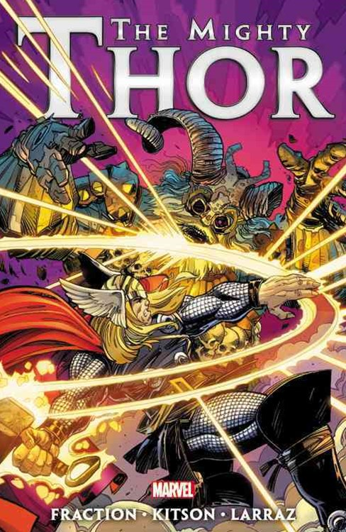 Mighty Thor by Matt Fraction - Volume 3
