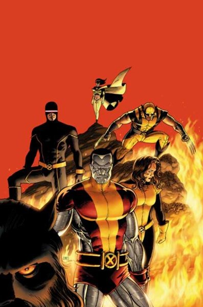 Astonishing X-Men by Joss Whedon and John Cassaday