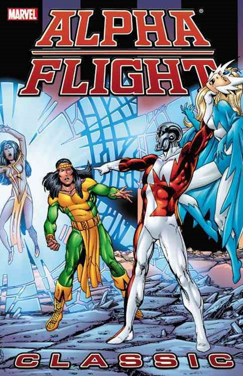 Alpha Flight Classic - Volume 3