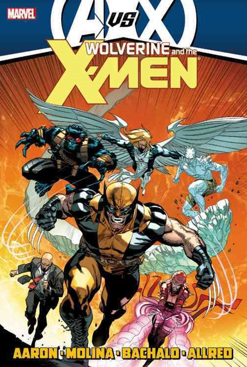 Wolverine & the X-Men by Jason Aaron - Volume 4