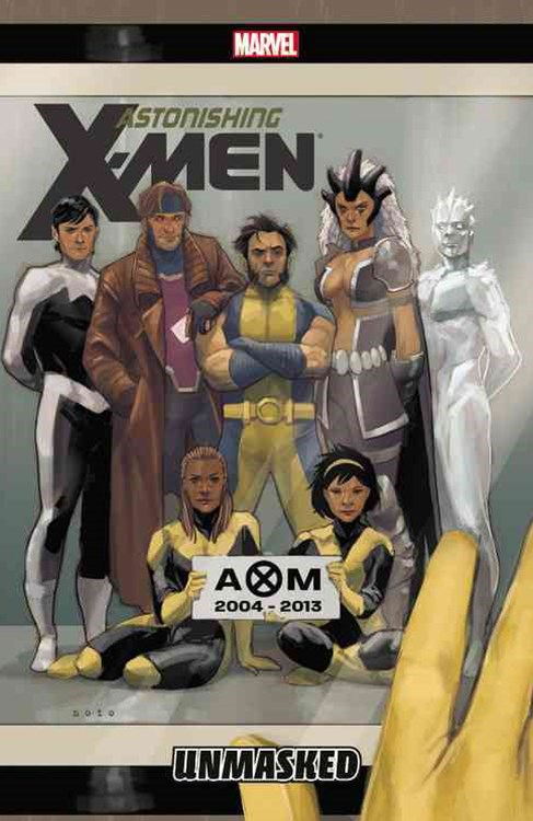 Astonishing X-Men Volume 12
