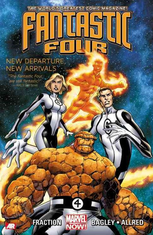 Fantastic Four - Volume 1