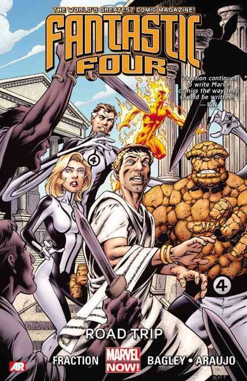Fantastic Four Volume 2