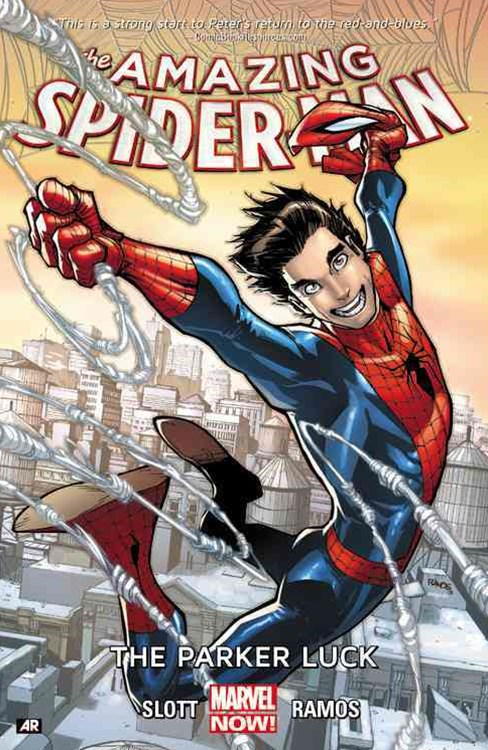 Amazing SpiderMan Volume 1