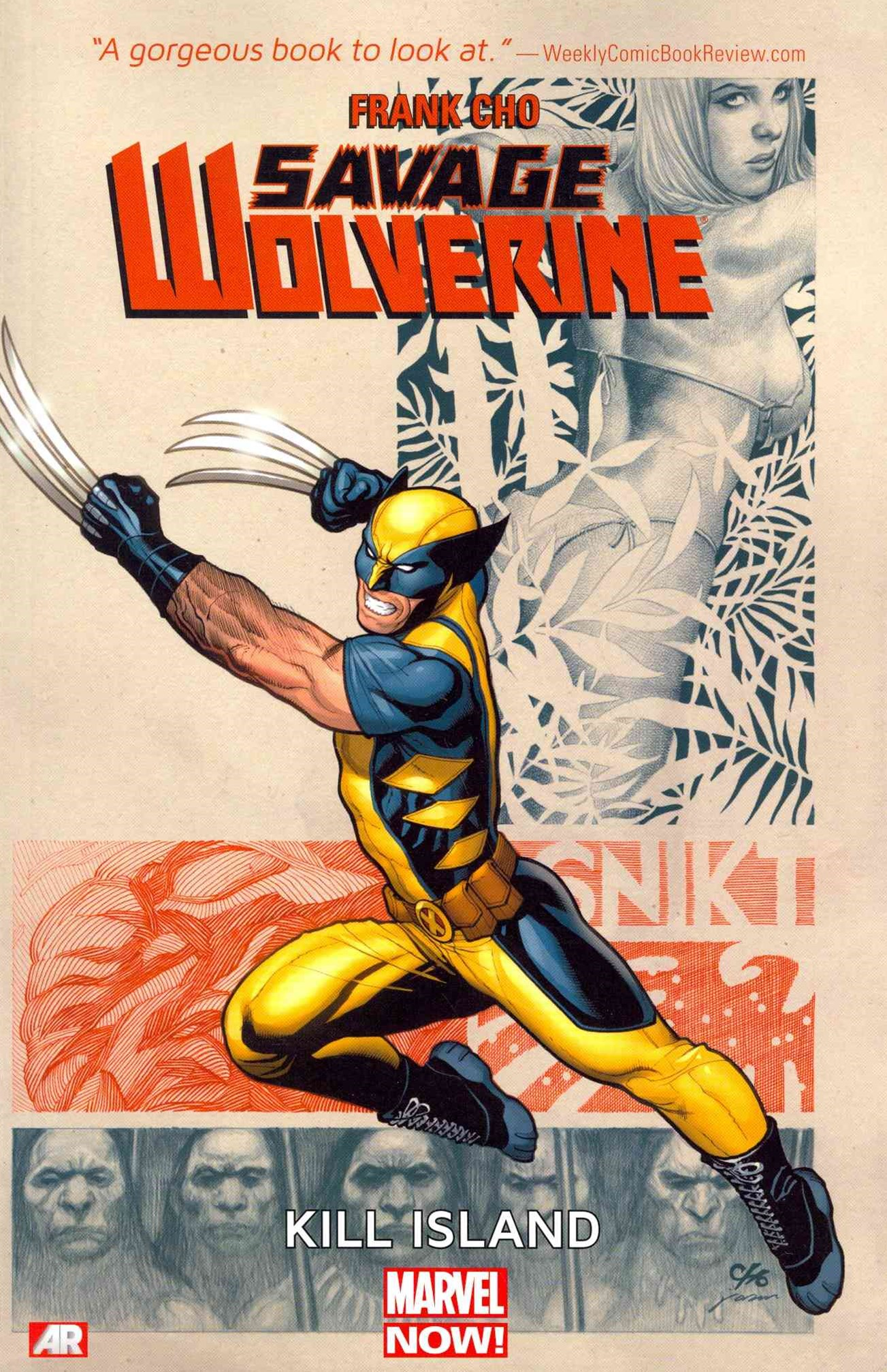 Savage Wolverine Volume 1