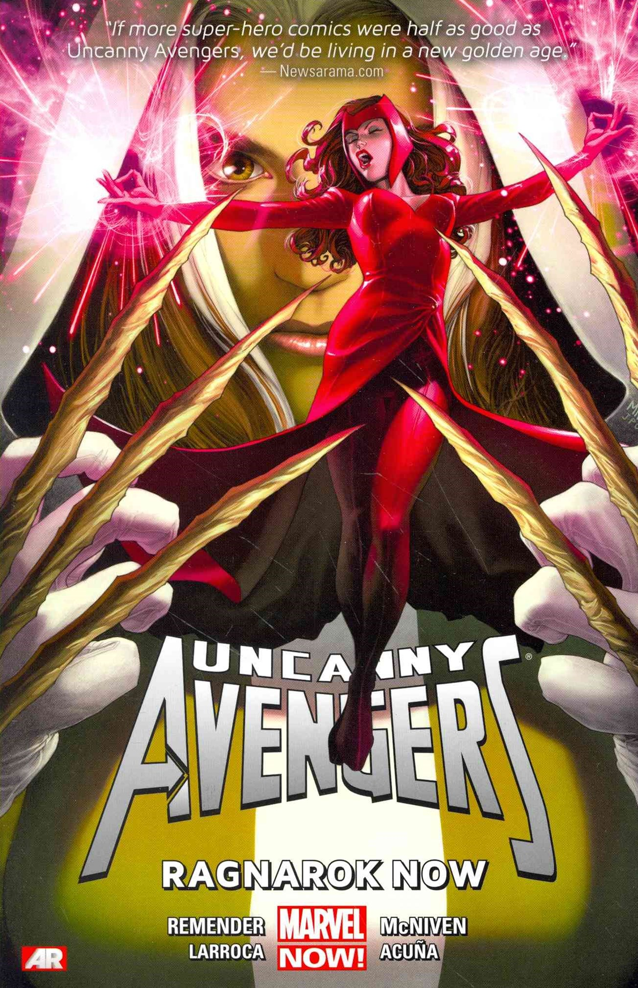Uncanny Avengers Volume 3: Ragnarok Now (Marvel Now)