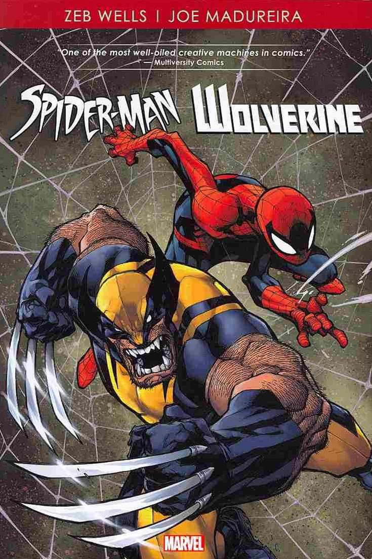 Spider-Man by Zeb Wells & Joe Madureira