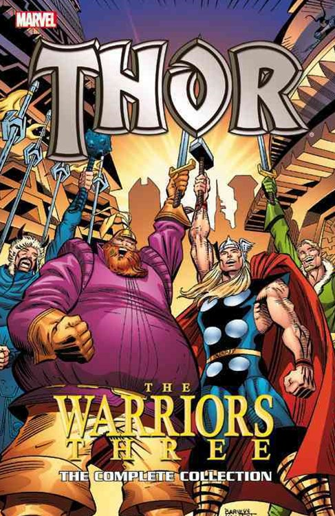 Thor: The Warriors Three