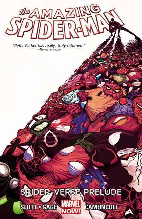 Amazing Spider-Man Volume 2: Edge of Spider-Verse