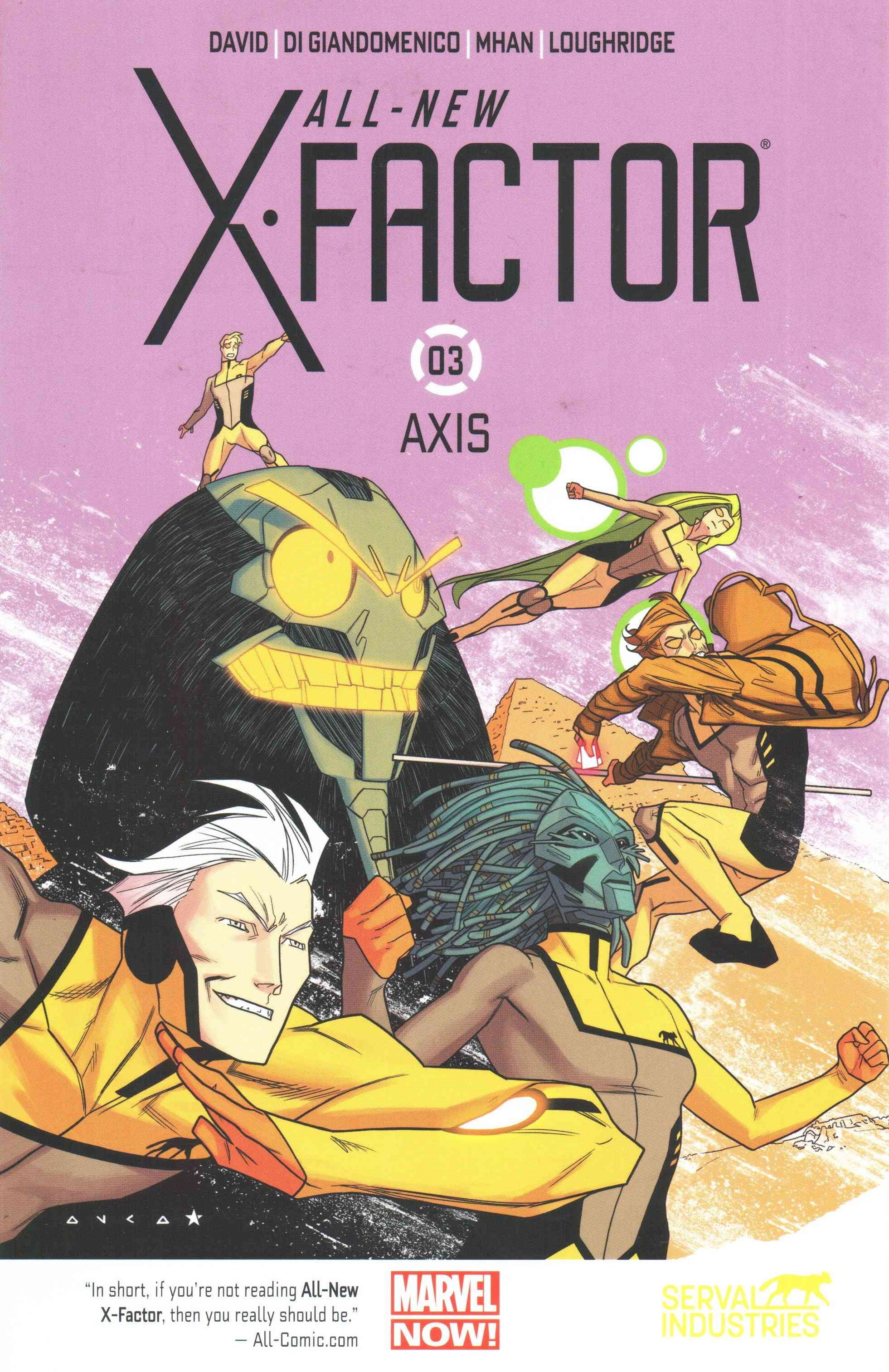 All-New X-Factor Volume 3