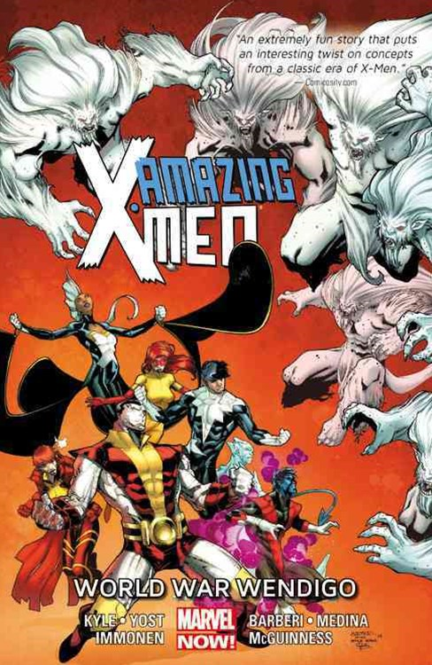 Amazing X-Men Volume 2: World War Wendingo