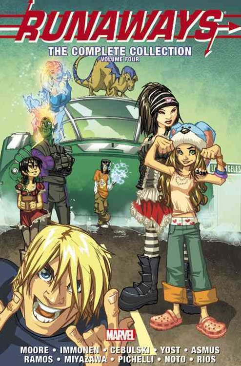 Runaways: The Complete Collection Volume 4