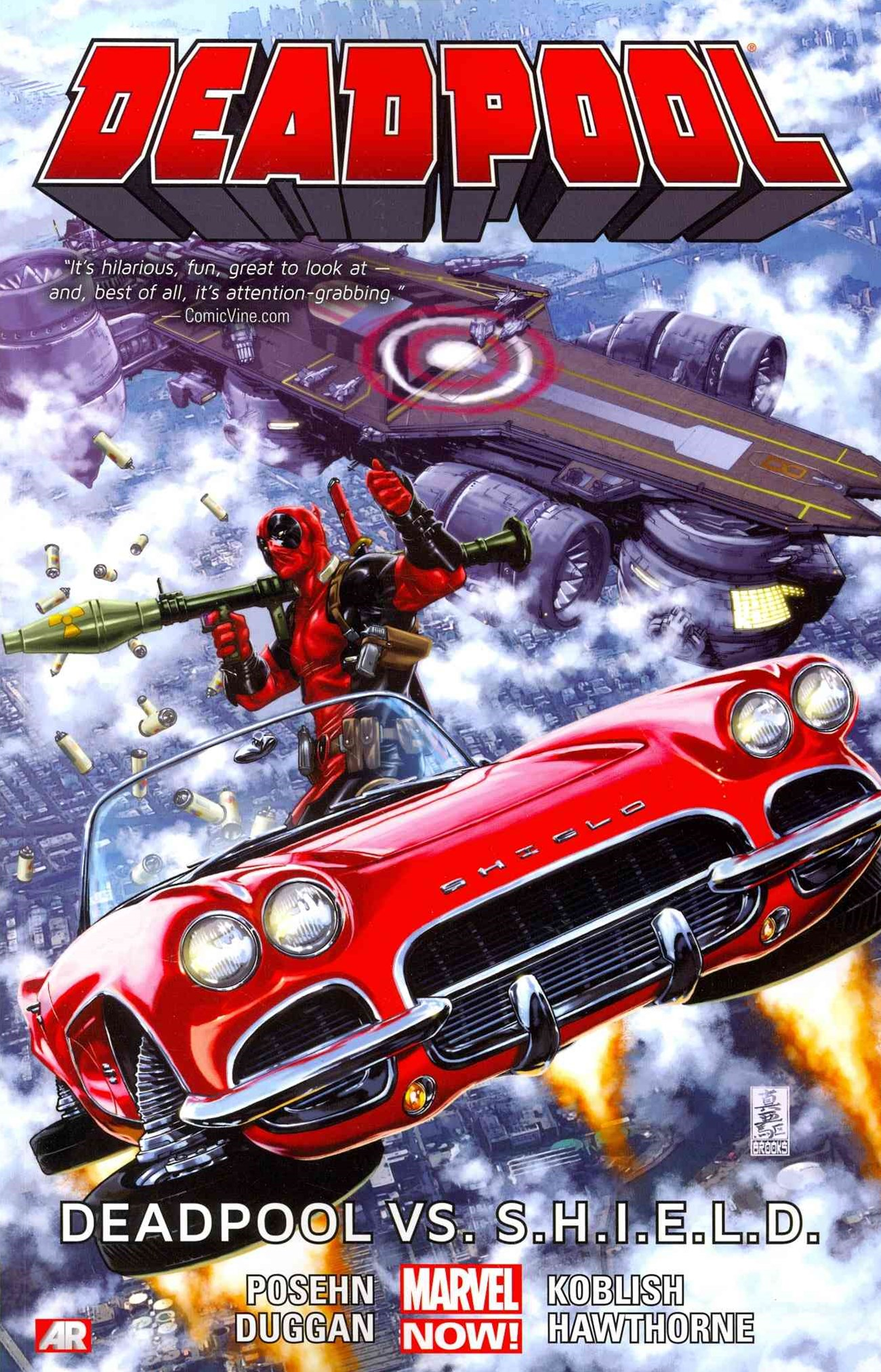 Deadpool Volume 4