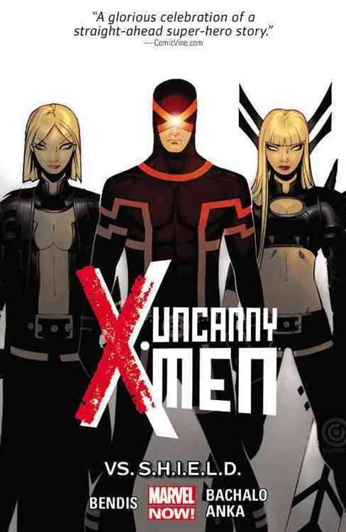 Uncanny X-Men Volume 4: Vs. S.H.I.E.L.D. (Marvel Now)