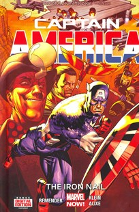 Captain America Volume 4: Dr. Mindbubble (Marvel Now) by Rick Remender, Pa Alixe, Nic Klein (9780785189534) - HardCover - Graphic Novels Comics