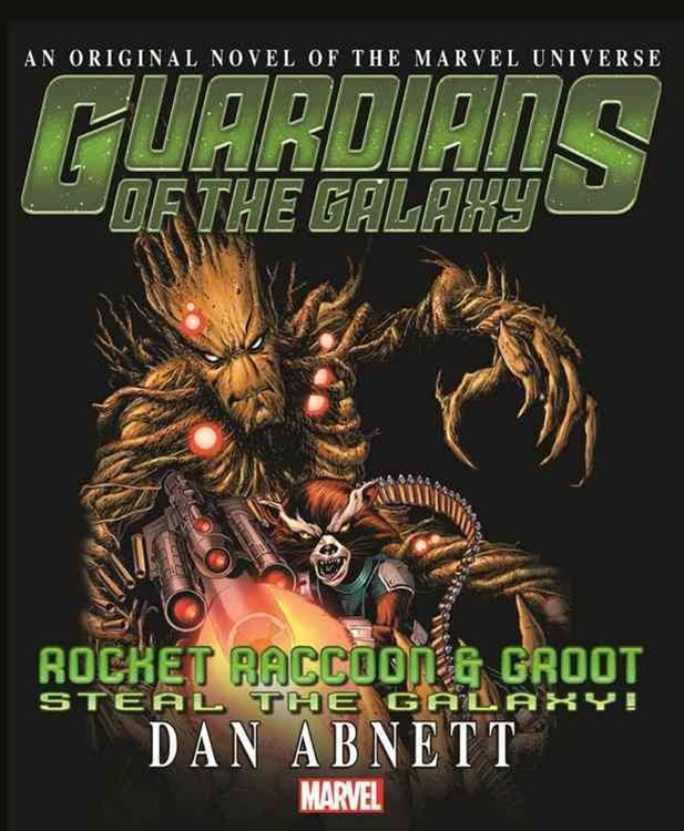 Guardians of the Galaxy: Rocket Raccoon & Groot - Steal the Galaxy