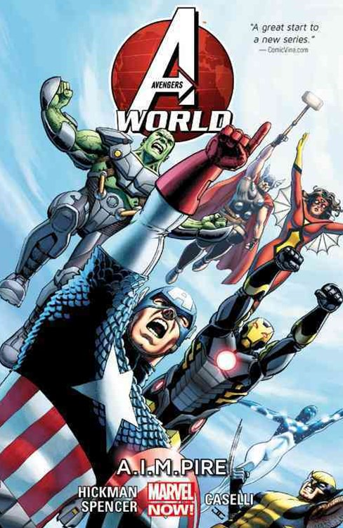 Avengers World Volume 1: A.I.M. Empire