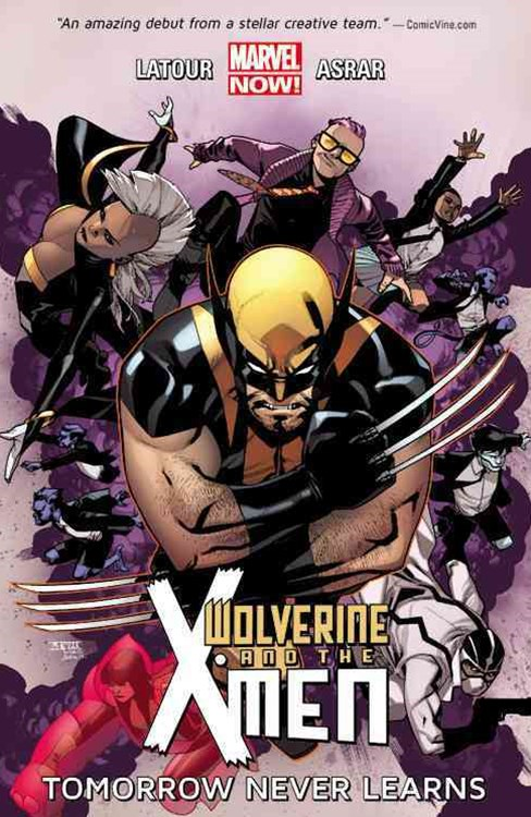 Wolverine & the XMen Volume 1: The Phoenix Corporation