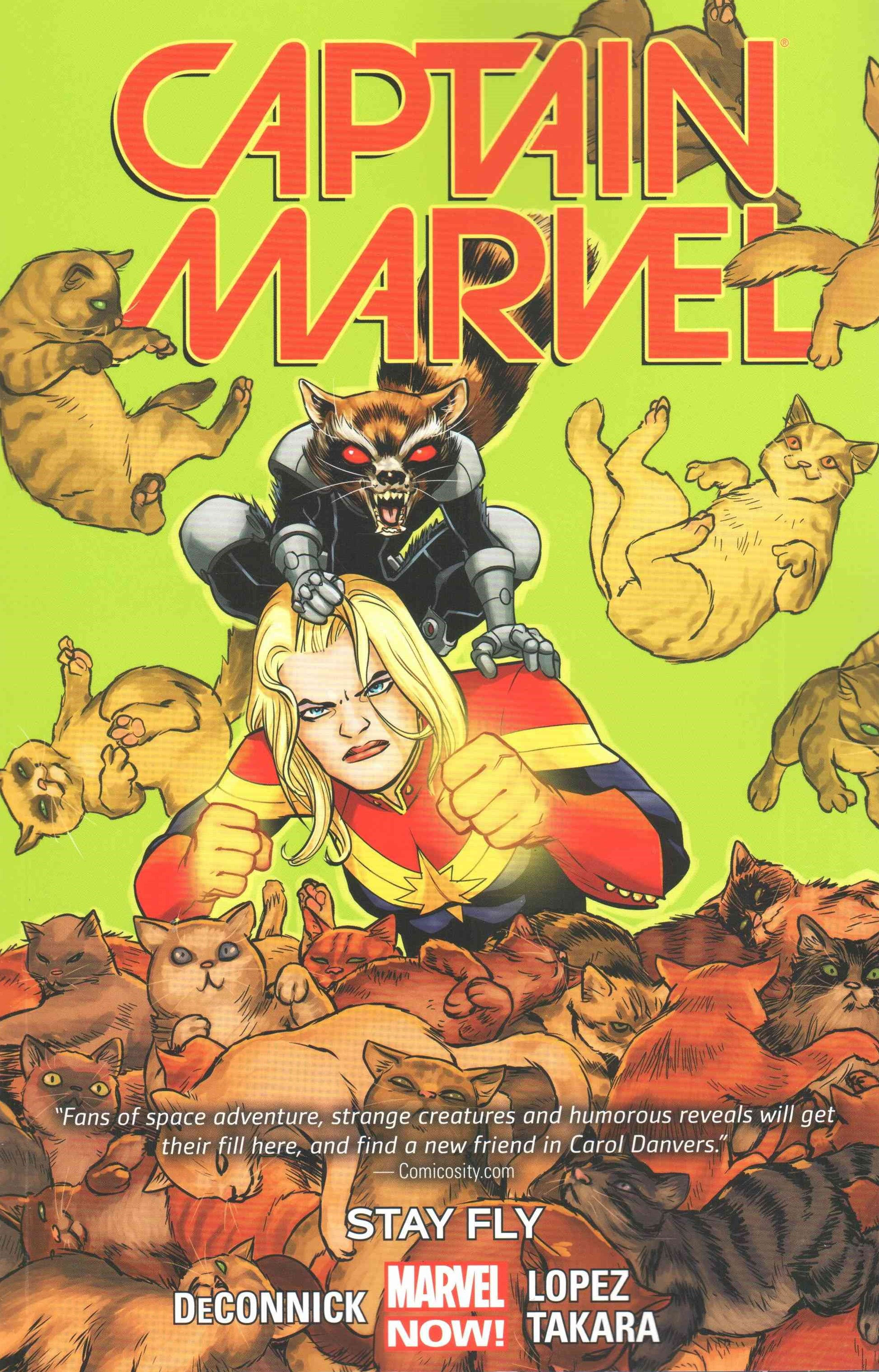 Captain Marvel Volume 2