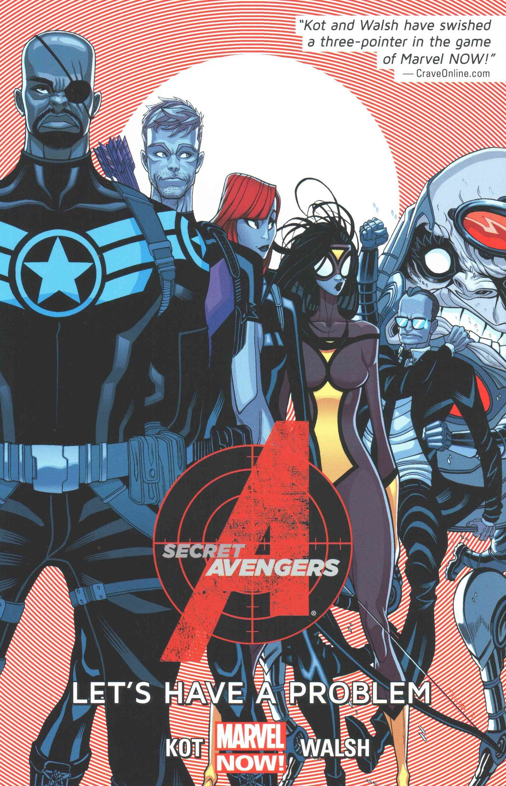 Secret Avengers Volume 1: Save the Empire