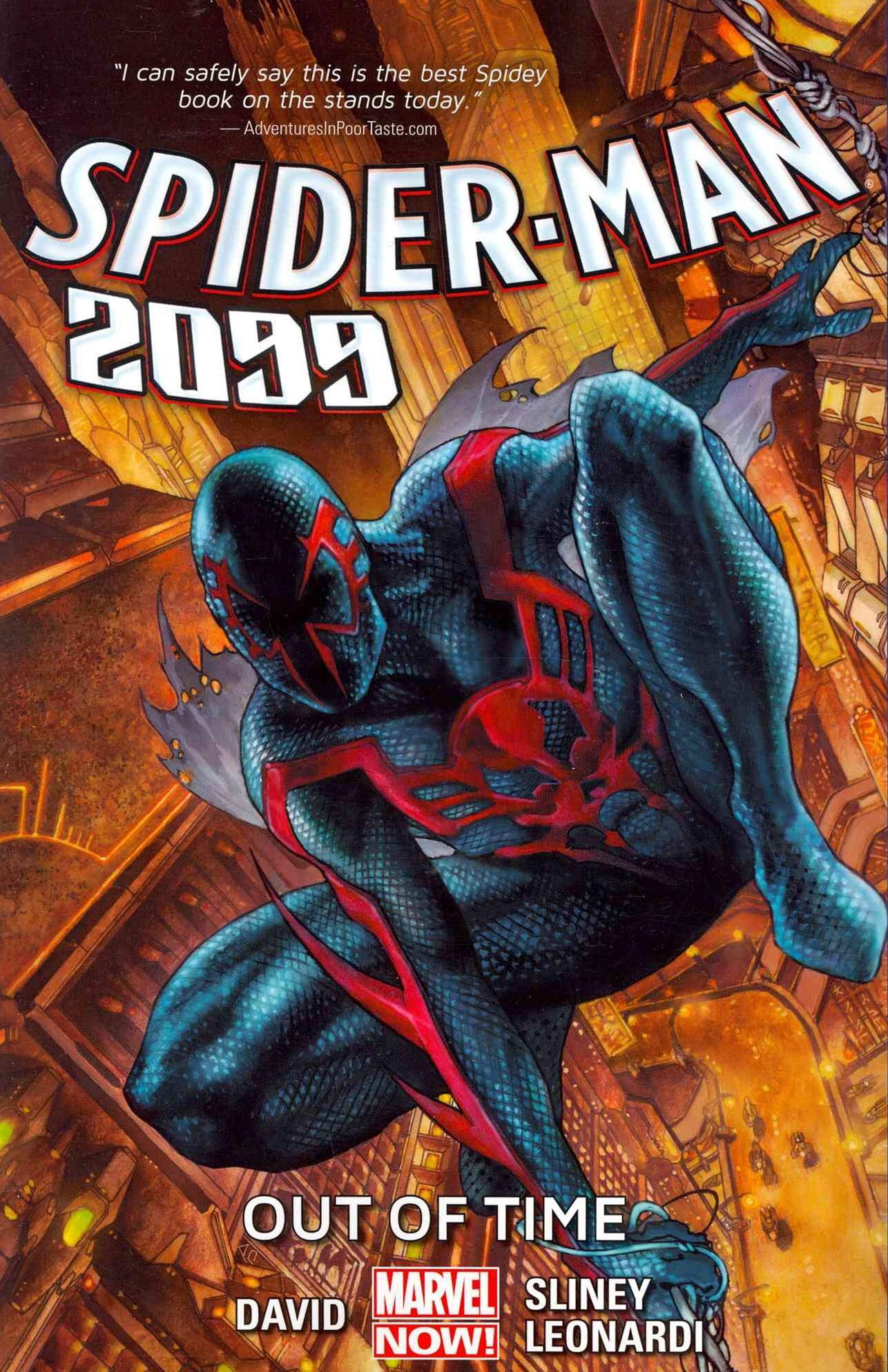 Spider-Man 2099 Volume 1: Out of Time