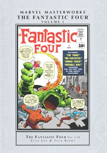 Marvel Masterworks: The Fantastic Four Volume 1 (New Printing) by Stan Lee, Jack Kirby (9780785191292) - HardCover - Art & Architecture Art Technique