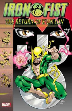 Iron Fist: The Return of K
