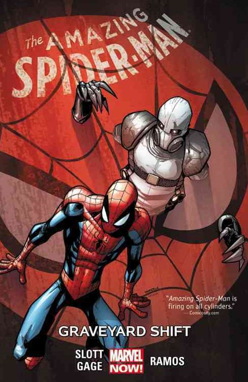 Amazing Spider-Man Vol. 4