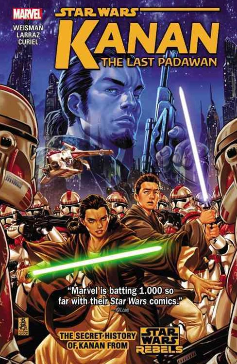 Star Wars: Kanan: The Last Padawan