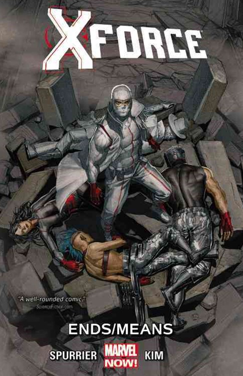 X-Force Volume 3: Ends Means