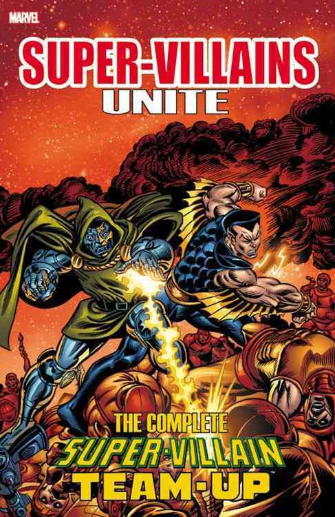 Super Villains Unite: The Complete Super Villain Team-Up