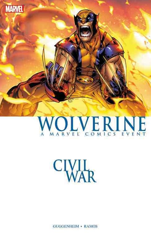 Civil War: Wolverine (New Printing)