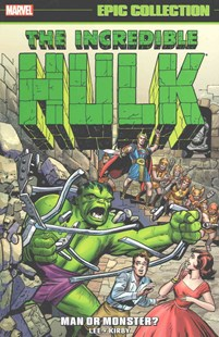 Incredible Hulk Epic Collection by Stan Lee, Steve Ditko, Steve Ditko, Dick Ayers (9780785196006) - PaperBack - Graphic Novels Comics