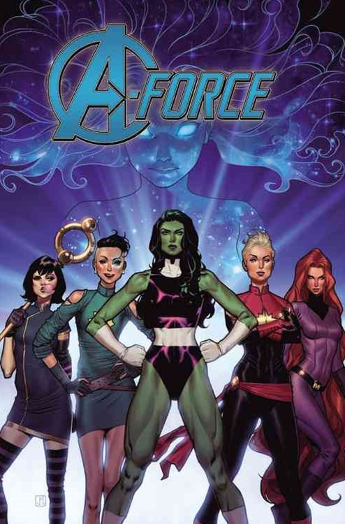 A-Force Vol. 1