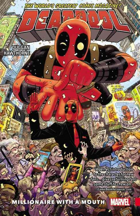 Deadpool: World's Greatest Vol. 1