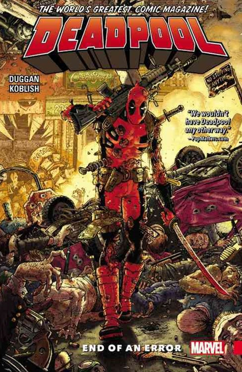 Deadpool Vol. 2