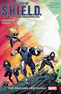 Agents of S.H.I.E.L.D. Vol. 1 by Marc Guggenheim, Germán Peralta, Rachelle Rosenberg (9780785196280) - PaperBack - Graphic Novels Comics