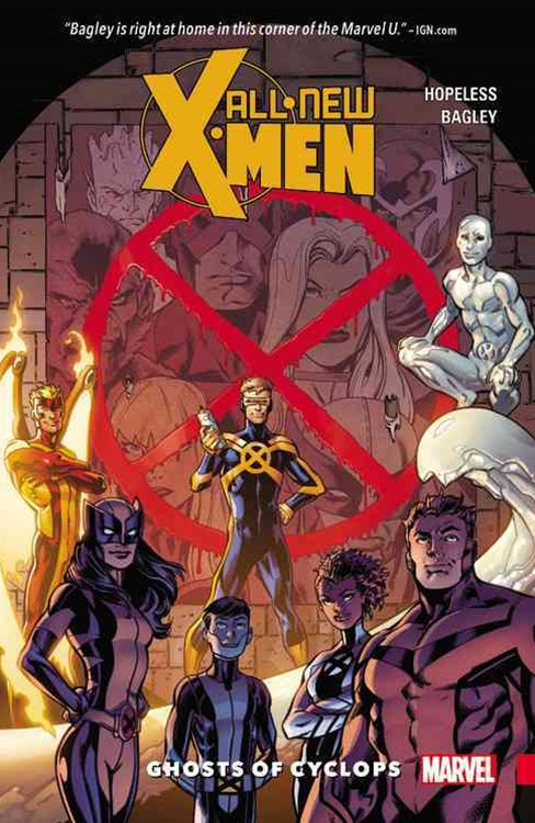 AllNew XMen: Inevitable Vol. 1